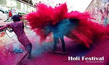 Holi Festival (the festival of colors) PowerPoint Presentation