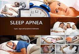 Sleep Apnea Powerpoint Presentation