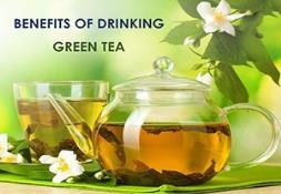 Benefits of Drinking Green Tea Powerpoint Presentation