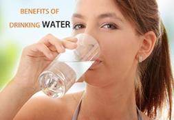 Benefits of Drinking Water Powerpoint Presentation