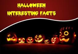 Halloween Interesting Facts PowerPoint Presentation