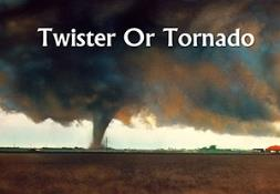 Twisters Nature Miracle PowerPoint Presentation