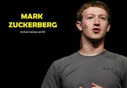 Mark Zuckerberg Biography PowerPoint Presentation