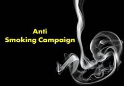 Anti Smoking Campaign PowerPoint Presentation