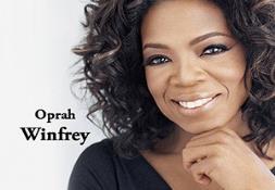 Oprah Winfrey Biography PowerPoint Presentation