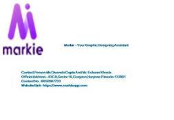 Markie - Free Editing Tools|Your new digital assistant|Markieapp PowerPoint Presentation