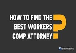 How to Find the Best Workers Comp Attorney Powerpoint Presentation