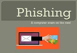 Phishing and Spoofing PowerPoint Presentation