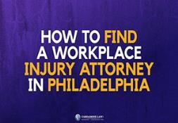 How To Find A Workplace Injury Attorney In Philadelphia PowerPoint Presentation