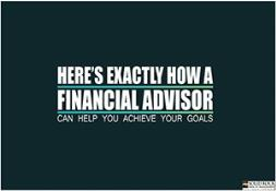 Here's Exactly How A Financial Advisor Can Help You Achieve Your Goals PowerPoint Presentation
