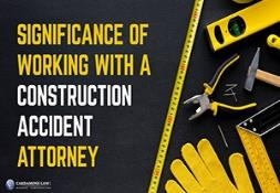 Significance of Working with a Construction Accident Attorney PowerPoint Presentation