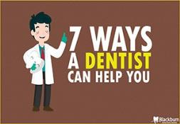 7 Ways A Dentist Can Help You PowerPoint Presentation