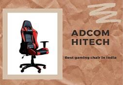 Buy the best gaming chair in india PowerPoint Presentation