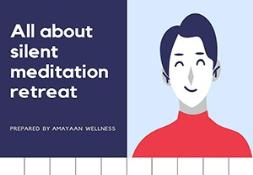 Top Benefits of silent meditation retreat PowerPoint Presentation