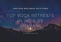 Best Luxury Yoga Retreats in India   Amayaan PowerPoint Presentation