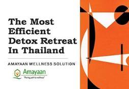 Detox wellness retreat Thailand PowerPoint Presentation