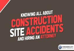 Knowing all About Construction Site Accidents and Hiring an Attorney PowerPoint Presentation