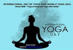 International Day of Yoga Powerpoint Presentation