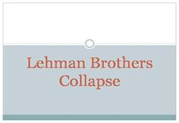 Lehman Brothers PPT 6 Pages PowerPoint Presentation