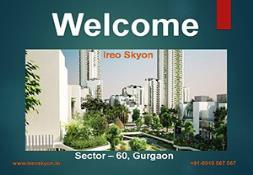 Ireo Skyon 4 bhk 5bath Apartment rent sector 60 gurgaon 8010567567 PowerPoint Presentation