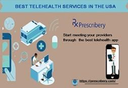 Best Telehealth Services in the USA PowerPoint Presentation