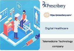 Telemedicine Technology Company - Virtual Care Technology PowerPoint Presentation
