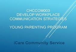 Youth Parenting Program PowerPoint Presentation