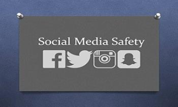 Social Media Safety Ppt Presentation