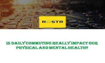 Is Daily Commuting Really Impact Our Physical And Mental Health? Ppt Presentation