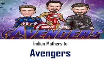 Indian Mothers to Avengers Ppt Presentation
