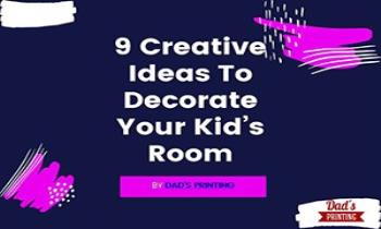 9 Creative Ideas To Decorate Your Kid's Room Ppt Presentation