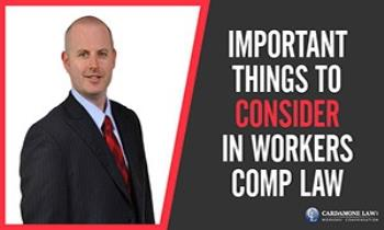 Important Things to Consider In Workers Comp Law Ppt Presentation