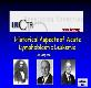 History of Acute Lymphoblastic Leukemia Powerpoint Presentation