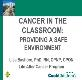Childhood Cancer and Treatment Powerpoint Presentation
