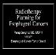 Radiotherapy Planning for Esophageal Cancers Powerpoint Presentation