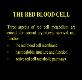 THE RED BLOOD CELL Powerpoint Presentation