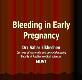 Bleeding in Early Pregnancy Abortion Powerpoint Presentation