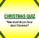 CHRISTMAS QUIZ Powerpoint Presentation