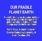 OUR FRAGILE PLANET EARTH Powerpoint Presentation
