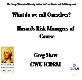 Hazard Risk Management Powerpoint Presentation