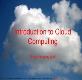 Cloud computing Powerpoint Presentation