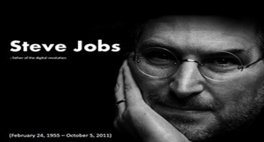 Free download steve jobs powerpoint ppt presentation for Steve jobs powerpoint template