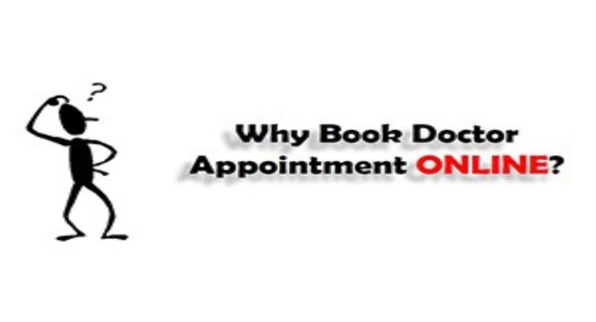Free Download Why book doctor appointment online