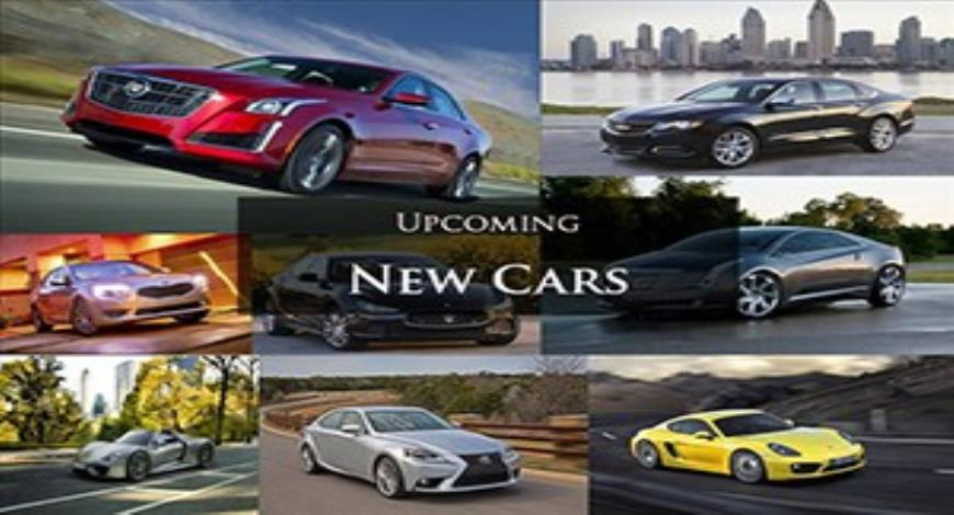 Free Download Upcoming New Cars PowerPoint Presentation