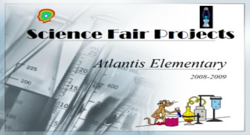 free download science fair project powerpoint presentation slides