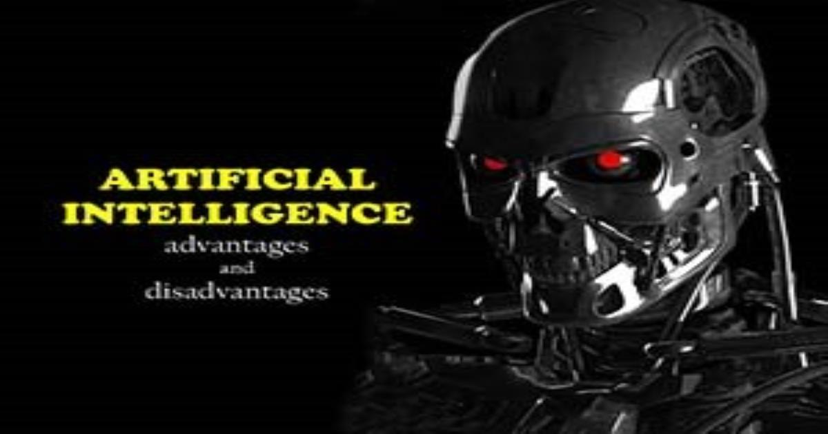 advantages and disadvantages of artificial intelligence Related page: skill demands in artificial intelligence job market  it is the best time for us to discuss various advantages and disadvantages of them.